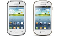 Samsung Galaxy Young and Galaxy Fame Announced With Android 4.1 Jelly Bean Inside