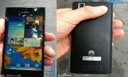 Ascend P2: Huawei Upcoming Smartphone Images Leaked Online.