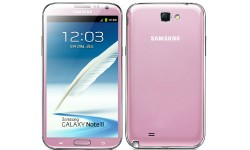 Samsung Galaxy Note 2: Pink variant spotted at Samsung Taiwan Website
