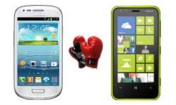 Samsung Galaxy S3 Mini vs Nokia Lumia 620: Will You Choose A Jelly Bean Dessert or An Apollo Ride?