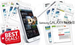 Samsung Galaxy Note 2: Top 10 Deals On Hottest Selling Phablet in India Right Now