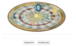 Google Pays Tribute to Nicolaus Copernicus With Animated Solar System Doodle On 540th Birthday