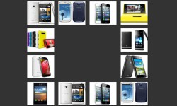 Top 10 Highly Searched Handsets in February 2013
