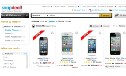 Xperia Z Rival Alert: Apple iPhone 5 Online Price in India Slashed to Rs 42900