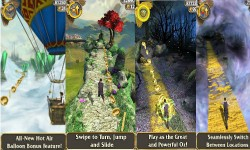 Temple Run: Oz Game Now Available for iOS and Android Devices at Rs 55 and Rs 53.18