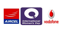 This Women's Day, Aircel and Vodafone Offering Special Plans For Female Customers