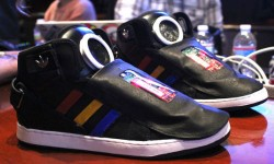 Google Talking Shoes: Adidas Sneakers Transformed into Uber Gadget
