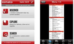 Zomato App for iOS Get Updated with Google Maps Feature