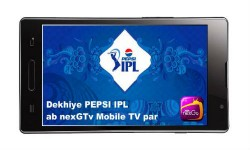NexGTv Gets Mobile Streaming Rights for Pepsi IPL