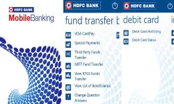 HDFC Bank Windows Phone Mobile Banking App Now Available for Free Download