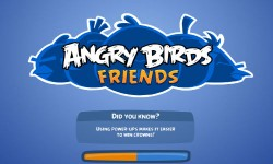 Angry Birds Facebook Friends Gaming App Slingshots its Way to iOS and Android Devices