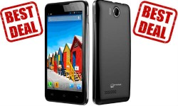 Micromax A72 Canvas Viva: Top 8 Online Deals in India