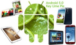 Top 5 Samsung Devices to Get Android 5.0 Key Lime Pie Update