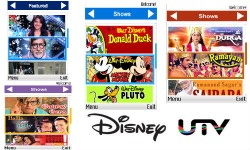 Disney UTV Digital Freemium Apps for Feature Phones Now Available for Download