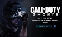 Call Of Duty: Ghosts is Set to Blow Your Pants, Arriving November 21