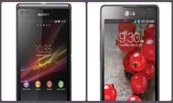 Sony Xperia L vs LG Optimus L7 2: Difference Between the 2 Common Jelly Bean Handsets?