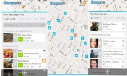 Redesigned Foursquare App for Windows Phone 8 Adds Support to Live Tiles and More