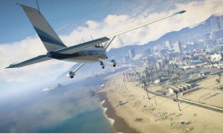 GTA 5: Rockstar Games Tease New Screenshots Showcasing Landscape