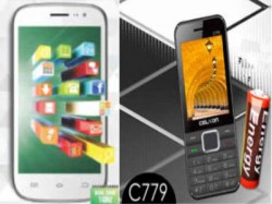 Celkon A107 Signature One and C779 Handsets Launched in India: Available from May 18