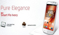 Spice Smart Flo Ivory Mi-450 Launched at Rs 5999: A Worthy Alternative to Micromax Canvas Viva A72