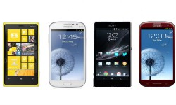 Nokia Lumia 920, Samsung Galaxy S3, Grand, Sony Xperia Z And Panasonic P51 Get Price Cut in India