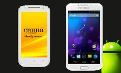 Croma Launches 4.63 Inch Display CRCB2093 at Rs 8990 And 5.3 Inch Handset Coming Soon