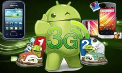 Top 10 Android Dual Sim 3G Smartphones Below Rs 6,000