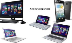 Acer at Computex 2013: Iconia W3, Aspire S7-392, S3-392, S3-392 And Z3 AIO PC Series Announced