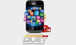 MTS Announces Affordable Dual SIM Android Smartphone Duet For Rs 4799