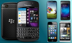BlackBerry Q10: 5 Alternatives to QWERTY Smartphone Launched in India