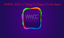 WWDC 2013: 6 Things To Expect From Apple