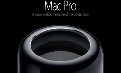 Apple Uncovers New Mac Pro: Desktop Of The Future Flaunted At WWDC 2013