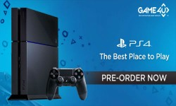 PS4: Specialty Game Retailer Game4u Starts Taking Pre Order in India
