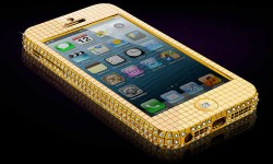 iPhone 5: Would You Buy The Solid Gold And 364 Diamond Embedded Superstar?