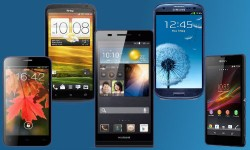 Huawei Ascend P6 Goes Official: 5 Quad Core Competitors Which May Face The Heat