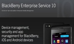 BlackBerry Launches Secure Work Space for Android And iOS Platforms