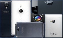 Nokia Lumia 925 vs Samsung Galaxy S4 vs HTC One vs iPhone 5 vs Samsung Galaxy Note 2: Who's The Came