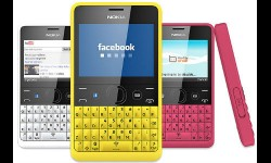 Nokia Asha 210 With Dedicated Facebook Button Up For Pre-Order At Rs. 4,499