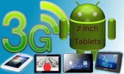 Top 10 7 inch Screen Android 3G Tablets Under Rs 6,000
