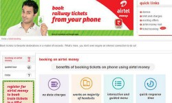 Airtel Announces Free Roaming And Ties Up With IRCTC for Train Ticket Booking on Mobile