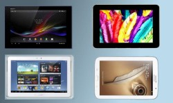 Best Android Tablets in India with Quad Core Processor, 3G and WiFi