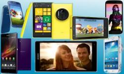 Top Best Camera Smartphones launched in 2013