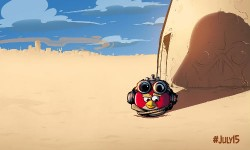 Rovio Teases About New Angry Birds Game Tipped to Launch on July 15