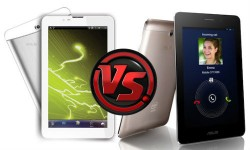 Swipe MTV Slash vs. Asus FonePad: Which 7-inch 3G Voice Calling Tab is Best To Buy?