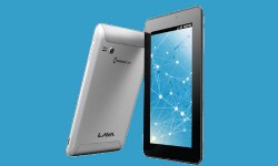 Lava Z7C+ 3G Calling 7 Inch Tablet Launched Online at Rs 8,499