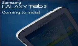 Samsung to Launch Galaxy Tab 3 7.0 and 8.0 in India on July 18?