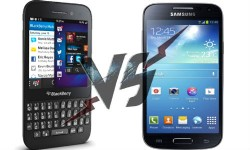 Samsung Galaxy S4 Mini Versus BlackBerry Q5: Both Are Available in India, Which One to Buy?