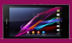 Sony Xperia Z Ultra Coming Soon in India: 5 High End Rivals