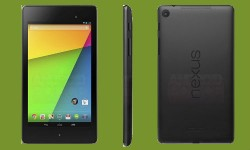 Nexus 7 2 Gen Leaked Ahead of Announcement: Reveals Android 4.3 and LED Notification Light