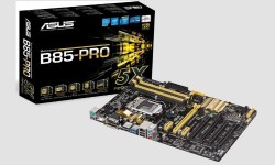 ASUS Brings Haswell Processor Overclocking to H87 and B85 Motherboards